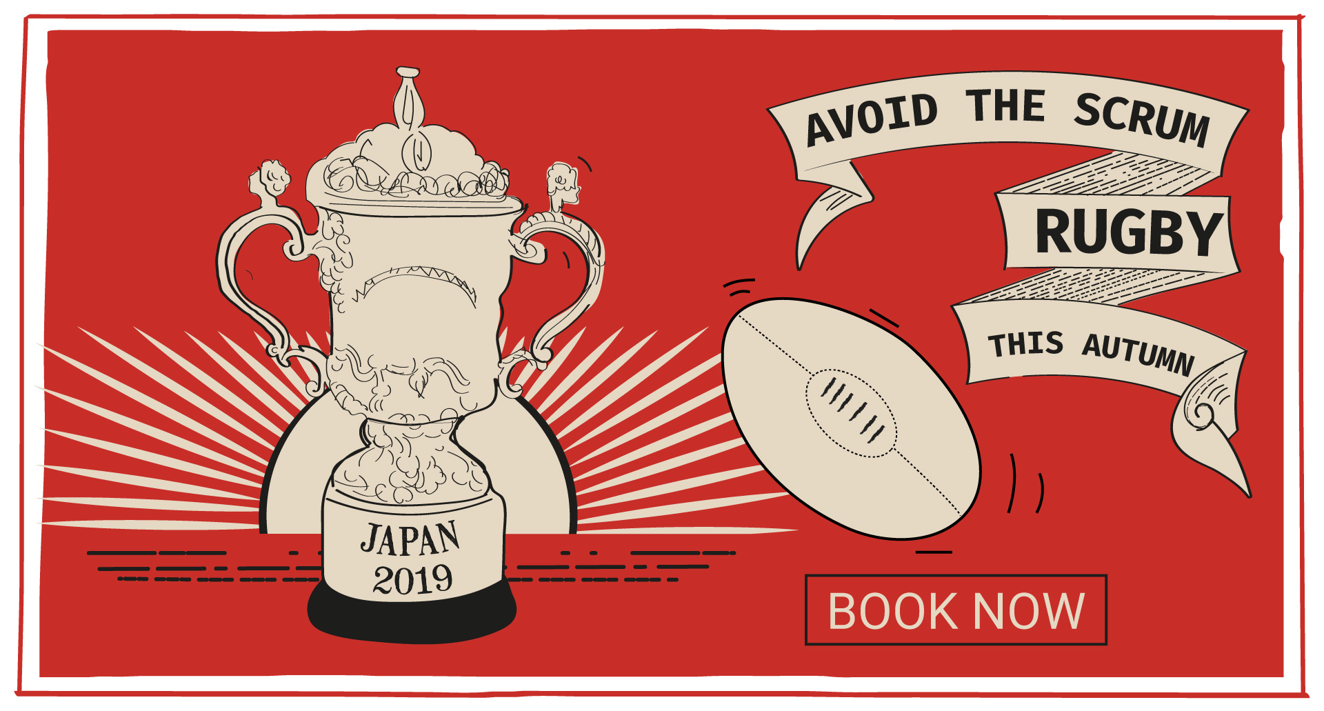 Rugby World Cup at The Forth Hotel