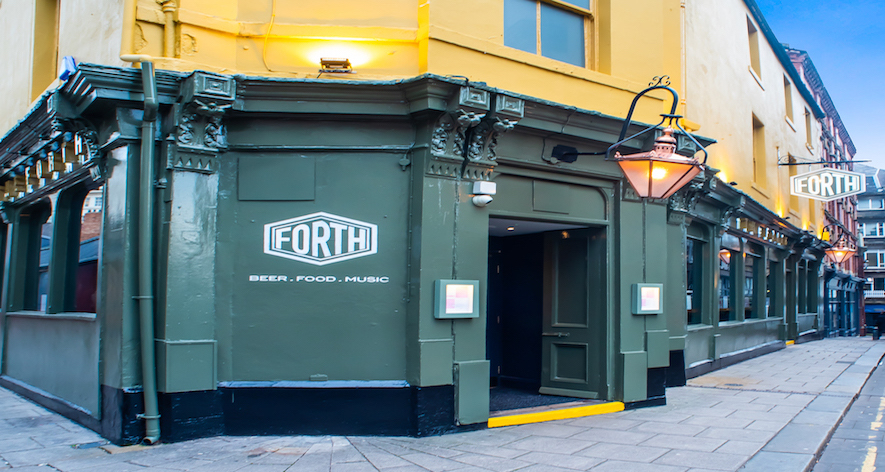 Book Your Table The Forth Hotel